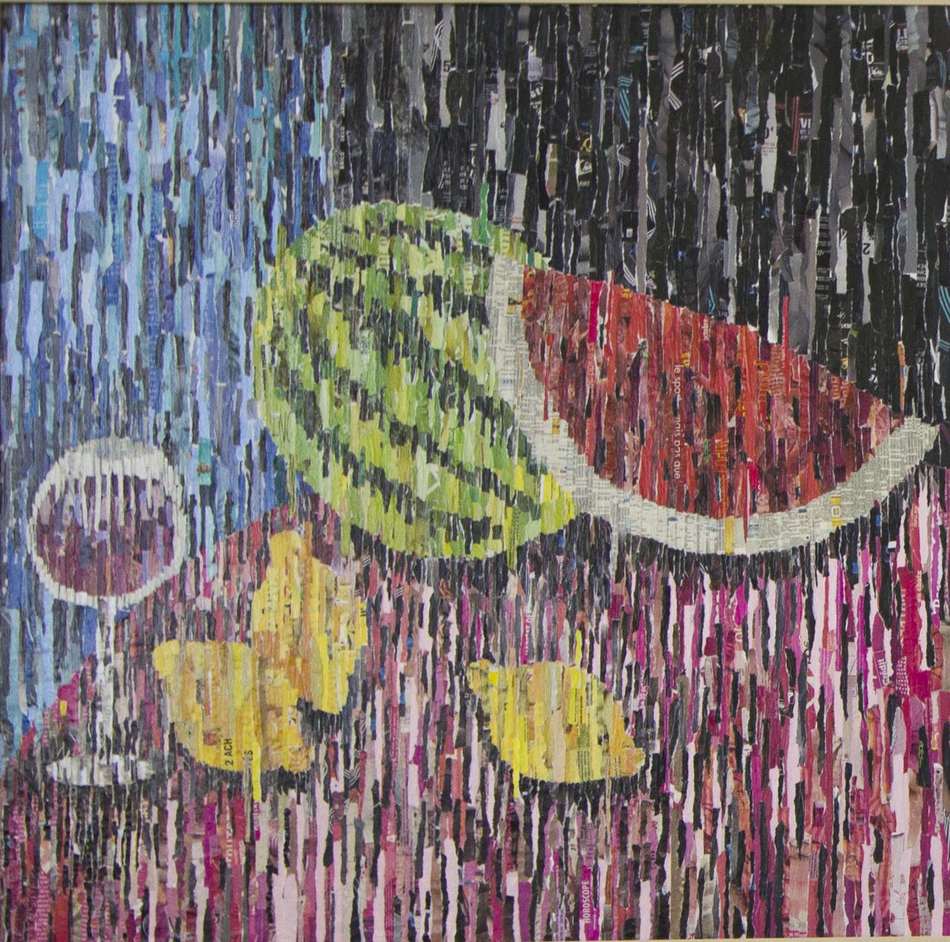 Pastèques et citrons
